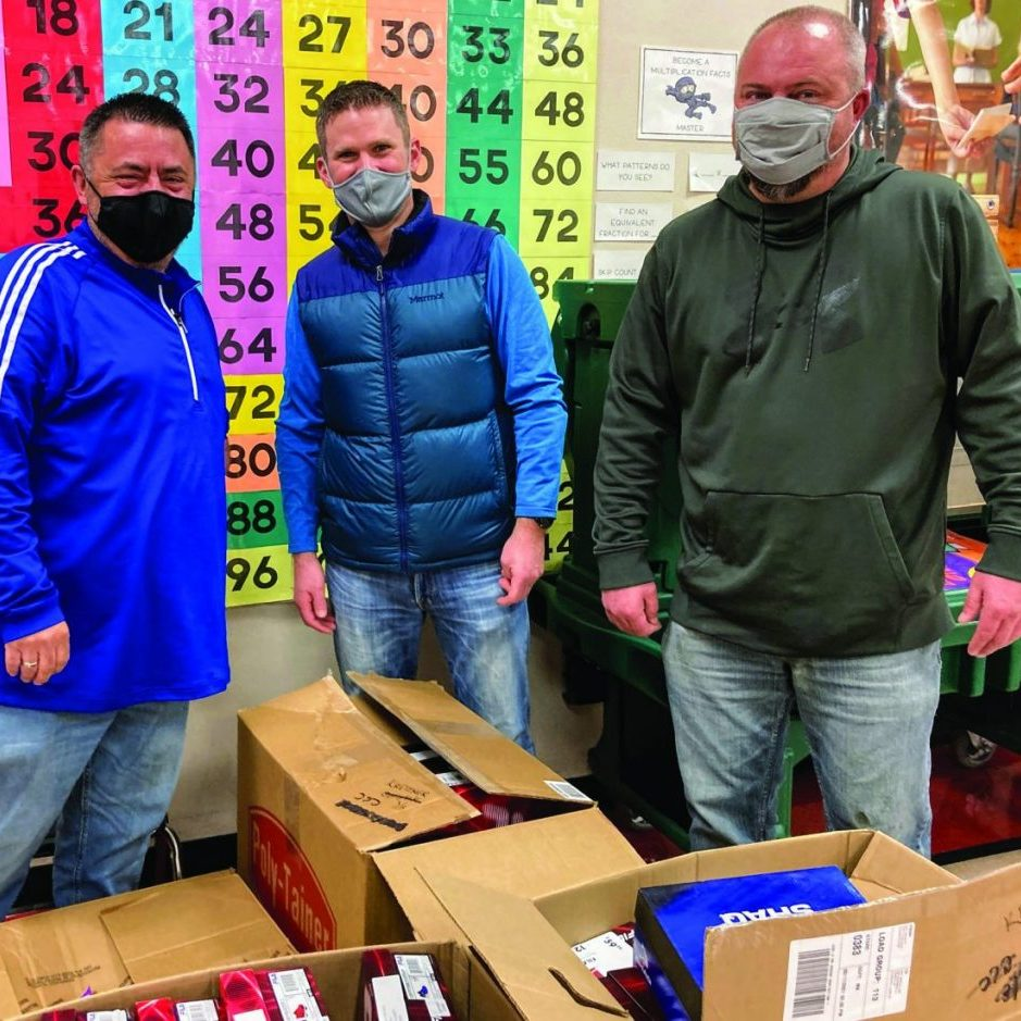 Collinsville Charities for Children Delivery Mar 2021