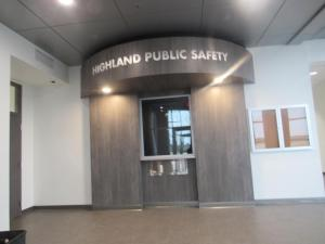 New Highland Public Safety Building